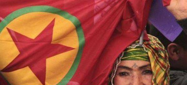 Novara-Manifestazione di solidarietà con il popolo curdo, 9 ottobre