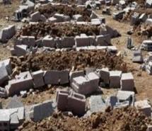 In migliaia protestano contro l'attacco al cimitero dei guerriglieri a Nusaybin