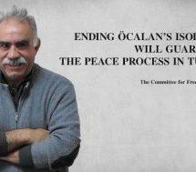L'isolamento di Öcalan nell'ordine del giorno del Parlamento