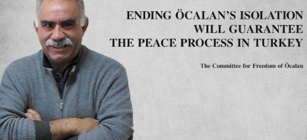 Libertà per il leader curdo Abdullah Ocalan e altri prigionieri politici in Turchia