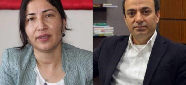 Pene detentive per gli ex deputati di HDP Birlik e Baydemir