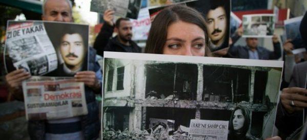 ÖGİ: 168 giornalisti dietro le sbarre in Turchia