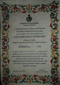 palagonia cittadinanza