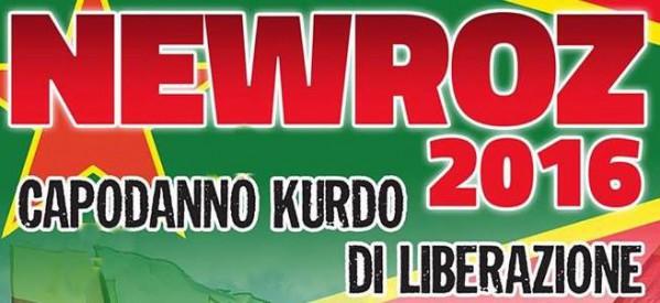 Palermo, Newroz il 20 Marzo