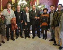 Palermo, chiede liberazione di Ocalan ORA!
