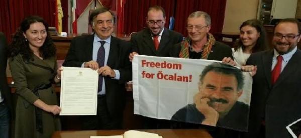Video:Cittadinanza Onoraria a Ocalan
