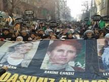 Le donne kurde celebreranno l'8 Marzo a Parigi