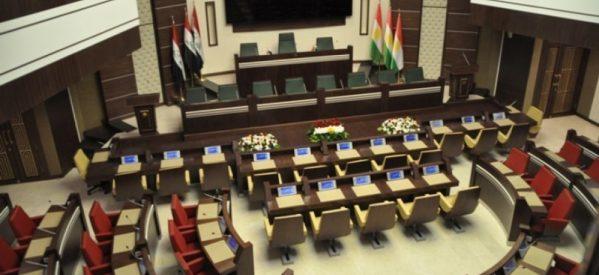 36 donne si insediano nel parlamento del Kurdistan del Sud