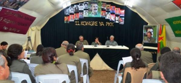 Il PKK ha tenuto l'11° congresso