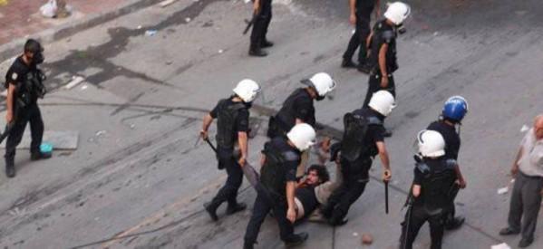 IHD: 4 morti, 7.681 feriti, 2.841 arrestati in Manifestazioni a Gezi