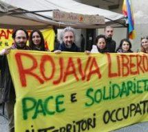Protocollate centinaia di firme per un Patto d'Amicizia fra Prato e il Rojava