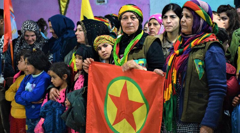 PKK: La rivoluzione del Rojava brilla come una stella
