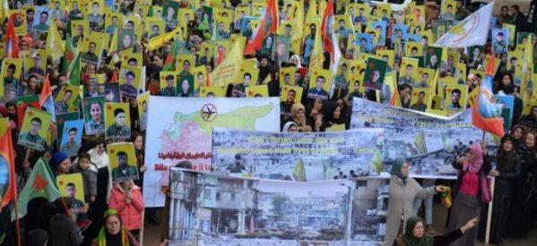 Chiesta zona di divieto di sorvolo per il Rojava