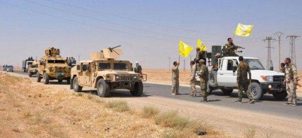 I cinque ufficiali dell'ISIS catturati da SDF e dall'esercito iraniano