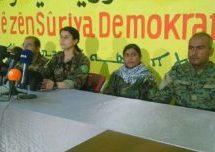 Dichiarazione Ira dell'Eufrate a proposito di Raqqa e Deir ez-Zor