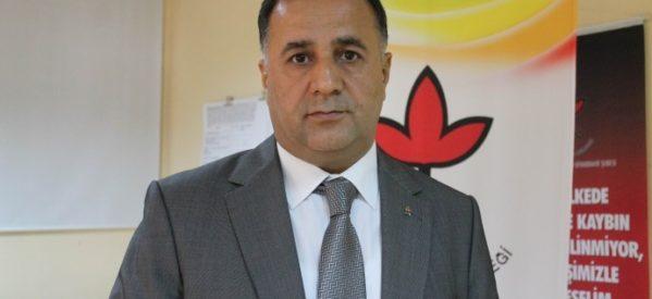 Condanna a 6 anni e 3 mesi di carcere per Raci Bilici esponente del Comitato esecutivo di İHD