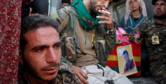 Sangue curdo per le terre arabe ? – Prospettive per Raqqa