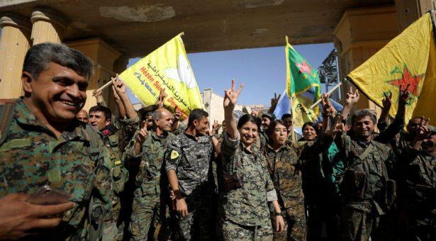 Raqqa completamente liberata da ISIS