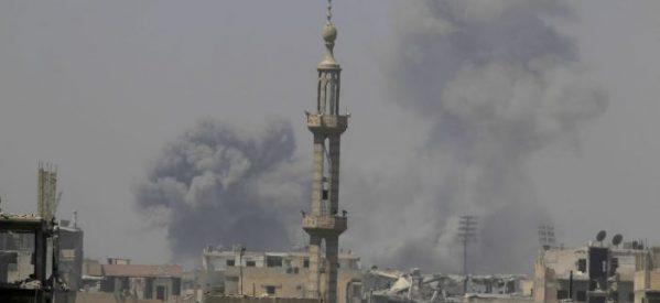 Cosa succede dopo Raqqa?