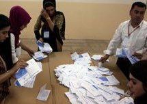 I curdi votano sull'indipendenza