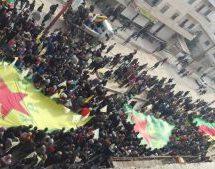 Bombe su cliniche e villaggi. Ma il popolo di Afrin resiste