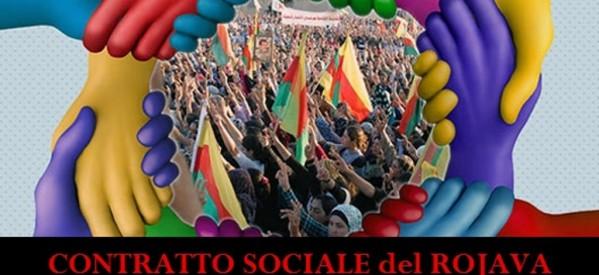 Carta del Contratto Sociale del Rojava-Siria