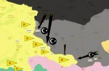 La Turchia e la Siria preparano un embargo e un attacco al Rojava