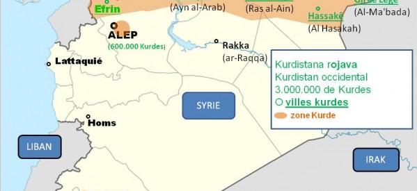 I CURDI IN SIRIA