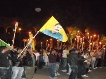 Newroz 2013: fiaccolata al Colosseo 21 Marzo