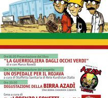 Roma Casetta Rossa, il 30 Aprile