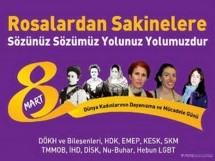 Da Rosa a Sakine: il Movimento Internazionale delle Donne e la lotta delle donne kurde