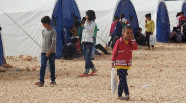 Pubblicato il rapporto sugli sfollati di Afrin