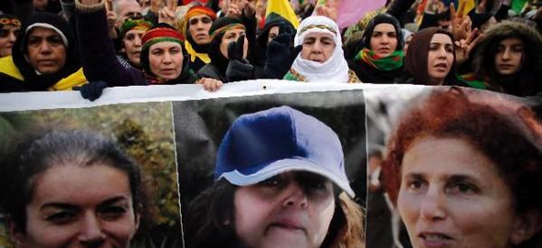 Comunicato stampa del movimento europeo delle donne curde