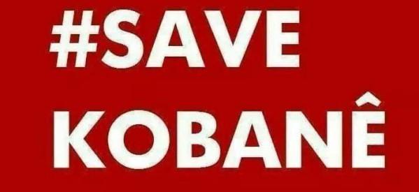 Migliaia di civili a Kobane sono minacciati di strage!!