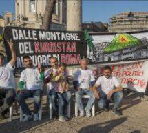 Scioperi della fame in Europa per i detenuti politici in Turchia