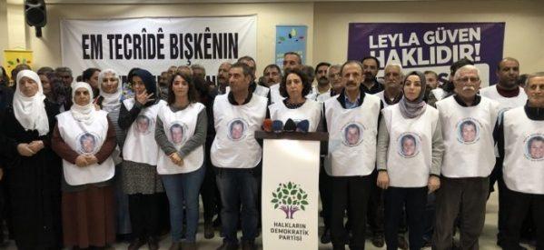La rabbia si diffonde: scioperi della fame in 6 città e nelle carceri turche