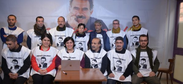 Pronti a digiunare fino alla morte per Ocalan, la Turchia rispetti i diritti umani
