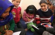 La guerra a Kobanê  non rappresenta un ostacolo all'istruzione in madrelingua