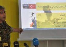 SDF: 473 soldati turchi e membri delle bande alleate uccisi ad Afrin in una settimana