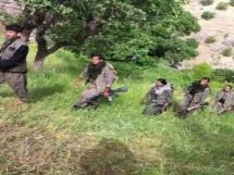 Il secondo gruppo di guerriglieri ha raggiunto le Aree di Difesa di Media