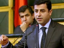 Il co-Presidente del BDP Demirtaş ricoverato per dolore toracico