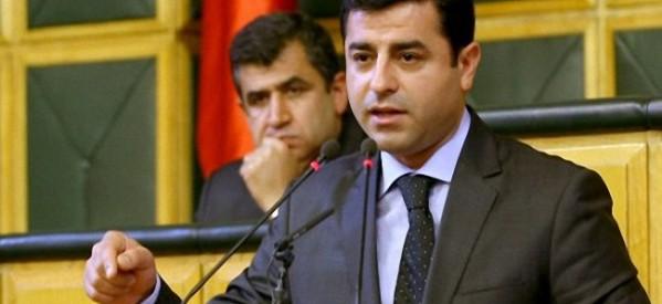 Demirtaş: Öcalan aveva ragione sul colpo di stato in Turchia