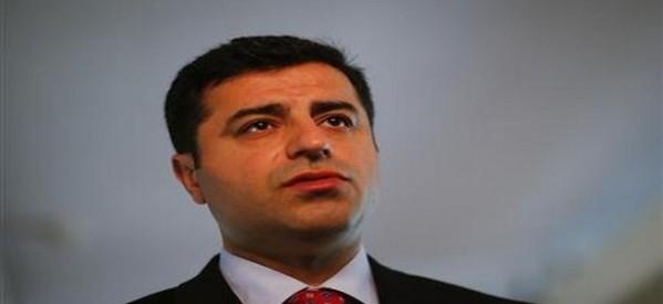 Demirtaş: Non mi aspetto giustizia da questa corte