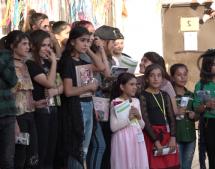Festival dei bambini a Shengal