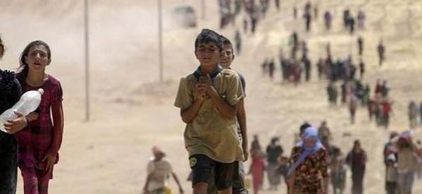 Rapporto: 18.000 peshmerga si sono ritirati da Sinjar prima dell'attacco dello Stato Islamico