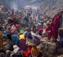 Il confine a Roboski secondo monte Sengal per gli Yezidi
