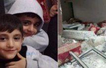 Due piccoli fratelli uccisi dalla polizia a Silopi