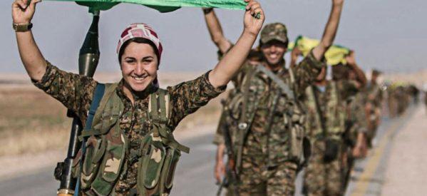 Femminismo moderno: perché dobbiamo imparare dalle donne curde