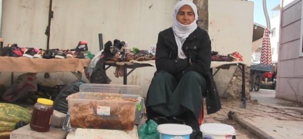 L'appello di Hediye per guadagnarsi da vivere vendendo miele: crea la tua economia