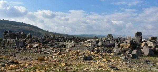 Dossier: La Turchia colpisce i siti archeologici ad Afrin